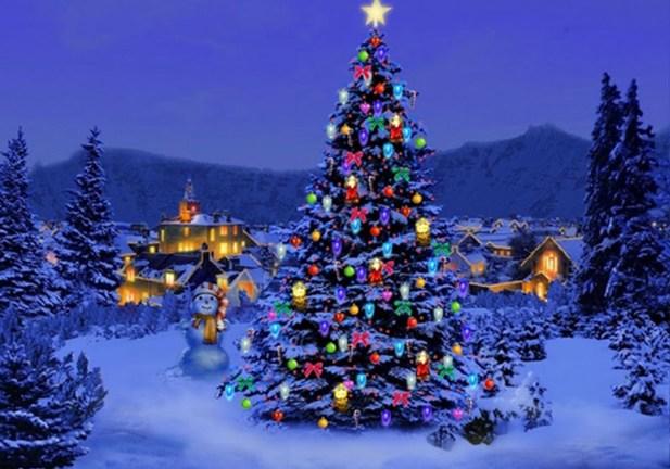 Kalėdinę eglutę įžiebkime gruodžio 8 d.! Vyks mugė!